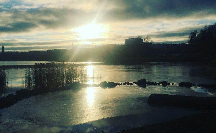 Marraskuun aurinko